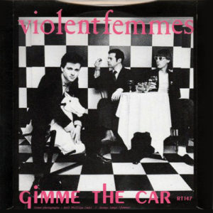 Gimmie The Car