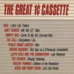 The Great 1¢ Cassette Sampler