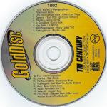 TM Century GoldDisc 1802