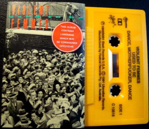 Aussie Cassette